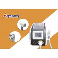 Quality 1064nm And 532nm ND Yag Laser Machine Tattoo Removal Equipment 1000MJ  q switch laser tattoo removal machine for sale