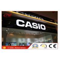 Buy cheap Outdoor / Indoor Stainless Steel Lighted Channel Letters / Metal Letters For Signs from wholesalers