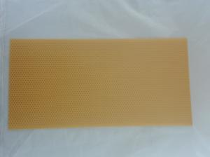 Quality Beekeeping Tools Equpment Beekeeping Plastic Bee Foundation Sheets for sale