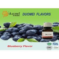 Buy cheap Propylene Glycol Food Grade Flavoring Artificial Blueberry Flavor And Fragrance from wholesalers