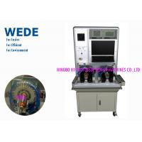Buy cheap Automatic Armature Testing Machine Double Stations For Rotor 0 - 2800V Hi - Pot from wholesalers