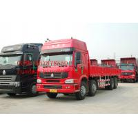 Quality EuroIII Howo A7 6x4 International Dump Truck of 336hp with double sleepers and Semi-automatic for sale