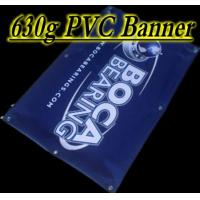 Quality advertisement banner PVC Flex Banner and Frontlit Vinyl Banner for sale