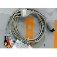 Quality Compatible BIONET 6 Pin ECG Patient Cable For Hospital Medical Equipment for sale