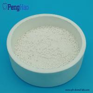 China Zirconia sintering ball for dental zirconia sintering (1mm,2mm) on sale