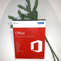 Quality MS Office 2016 Professional Plus MAK Key , Office 2016 Pro Plus Full Package With Disc for sale