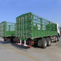Quality 336hp 3360mm Wheelbase Heavy Cargo Trucks For 40 - 50T Load Capacity 6x4 10 Tire for sale