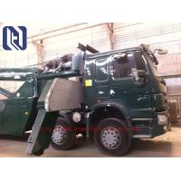 Quality Sinotruk Howo 8x4 Heavy Duty Tow Truck WD615.47 Engine 20-50t capacity for sale