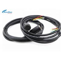Buy cheap 5 Pin Din Plug Radio Cable Wire Harness Female Socket Plastic Handle Connector from wholesalers