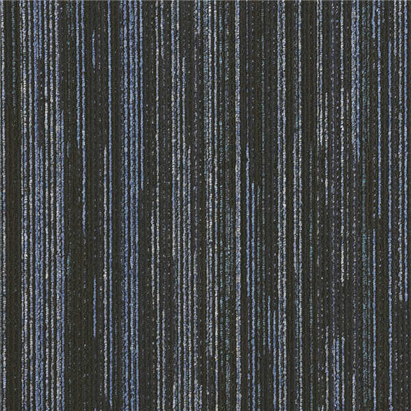 Buy Project Style 100% PP Pile Commercial Carpet Tiles With Bitumen Backing Fit Office at wholesale prices