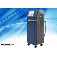 Quality High Performance permanent hair removal laser machine 1 - 10Hz Air Cooling Painless for sale