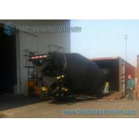 Quality Black HOWO 6X4 Concrete Mixer Truck 7 Cubic Metre Drum Volume Mixing Capacity for sale