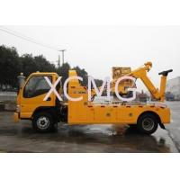 Buy cheap Durable Road Safe Wrecker Tow Truck , 40KN Road Wrecker With 1 Winch from wholesalers