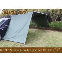 Buy cheap 4X4 Offroad Car Side Awning Tents With Side Walls For Camping Size Custom from wholesalers