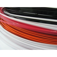 Quality 300mm Agricultural Fencing Wire Curtain Holding Aluminum Core for sale