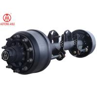 China 16 Ton Germany Type Drum Axle Series on sale