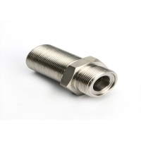 Quality Bsp Female Thread A105 Hydraulic Hose Connector Fittings for sale