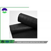 Quality Pp Split Film Woven Geotextile Fabric High Strength 120kn / 84kn Swg120-84 for sale