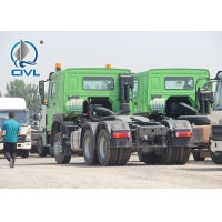 Quality Unloading HOWO A7 6 X 4 Tractor Truck Prime Mover Howo 6x4 Prime Mover Tractor Truck Head for sale