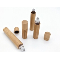 Quality 10ml  Bamboo Cosmetic Containers for sale