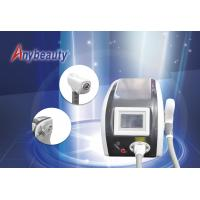 Quality laser hair tattoo removal machine Freckle Clear Skin Rejuvenation Beauty Equipment 3.5ns Pulse Width for sale