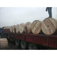 Buy cheap Stiffness Galvanized Steel Strand Cable Strength 1000-1750 MPA , ISO 9001-2008 from wholesalers