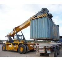 Quality Diesel Engine 45 Ton Port Reach Stackers / Container Reach Stacker XCS45 for sale