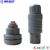 Quality 2P Series 8 Pin Connector Male And Female , Plastic Medical Device Connectors for sale