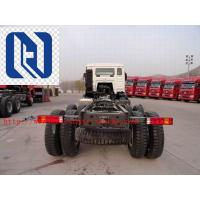 Quality Colourful Sinotruk 4 x 4 / 8 x 8 All Wheel Heavy Cargo Trucks 30 - 80t  371hp  WITH ONE BED AND AIR CONDITIONER for sale