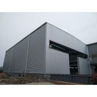 Quality Q355B Grade Steel Structure Workshop Steel Structural Building Construction Solution for sale
