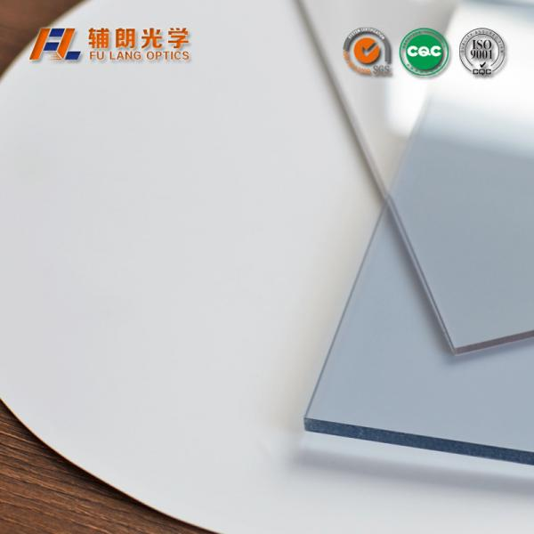 Buy Optical Grade 17mm Anti Static Acrylic Sheet Scratch Resistance For Painting Line at wholesale prices