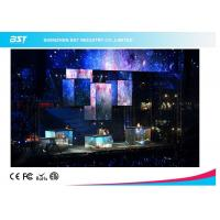 Buy cheap Transparent Soft Flexible LED Display Screen For Commercial Advertising SMD2121 from wholesalers