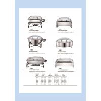 Quality Factory Direct Economic Food Warmer Stainless Steel Buffet Chafing Dish For Wedding for sale