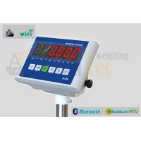 Quality China Weight Indicator , Electronic Weighing Indicator with Red LED Display for sale