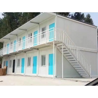 Buy cheap Quick Installation Prefabricated Container House For Department With Toliet with from wholesalers