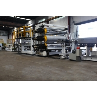 Buy cheap PE PP TPO Waterproof Membrane Sheet Extruder Plant from wholesalers