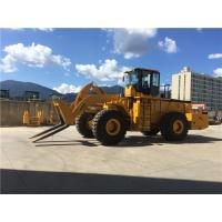 Quality Large Capacity 32 Ton Forklift , Boom Forklift Truck  For Ore Factory 1 Year Warranty for sale