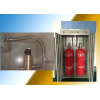 Low Toxicity Solo Fm-200 Fire Suppression Systems With 180L Storage