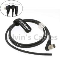 Quality Trigger Strobe PWS Camera Power Cable TIS GigE Camera Hirose 6 Pin Female Right Angle To Open End A Type for sale
