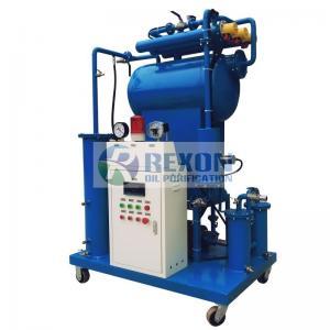 Buy cheap 6000LPH Transformer Oil Filter Machine , Transformer Oil Dehydration Machine from wholesalers