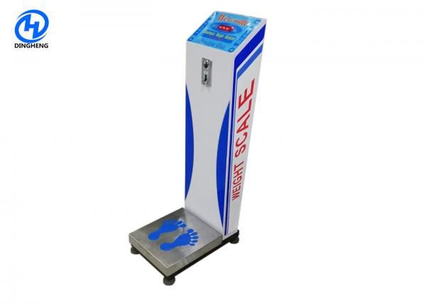 Buy Iron Coin medical weight scales with led display and Rs232 at wholesale prices
