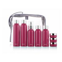 Quality Pump Sprayer Bottle Travel Kit , 8PCS Travel Size Bottle Set Cosmetic Packaging for sale
