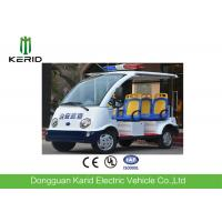 Buy cheap Unique 4 Seats Electric Sightseeing Car / Electric Shuttle Bus Battery Powered from wholesalers
