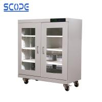 Quality Humidity Control Electronic Dry Cabinet Moisture Proof Box 450L Capacity for sale