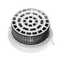 Quality 12W SMD 3014 LED Recessed Down light 1100 - 1200lm , indoor Led round downlight for sale