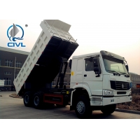 Quality New Heavy Duty Dump Truck 6x4 371hp 30 Ton Tipper Truck Wheel Base 3825 + 1350mm HOWO dump truck with good price for sale
