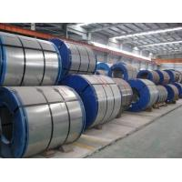 Quality Zero Spangle SGCC Galvanized Steel Strip Zinc Coated Cold Rolled 600 - 1500 Mm Width for sale