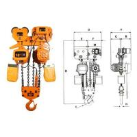 Quality 10T Electric Chain Hoist for sale