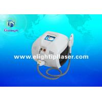 Quality Portable Multifunctional E Light IPL RF Hair Removal Equipment At Home Non Invasive for sale
