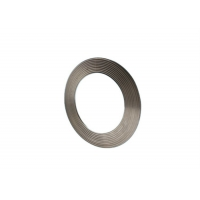 """Quality MONEL400 Graphite Serrated Gaskets , 1/2"""" Size Hand Holes O RING Gasket for sale"""